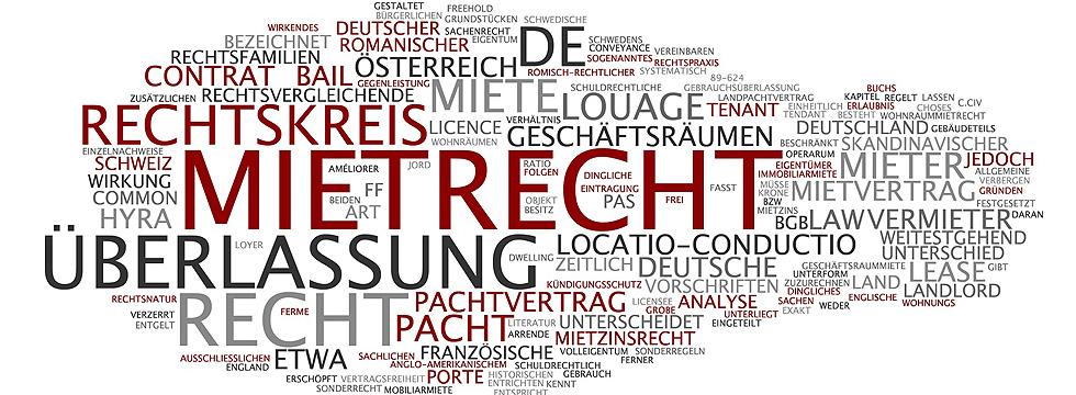 Rechtsanwalt für Mietrecht in Mainz und Wiesbaden